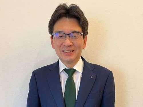 2019-20年度会長 小坂文夫